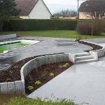 dallage granit terrasse piscine di luca paysagiste