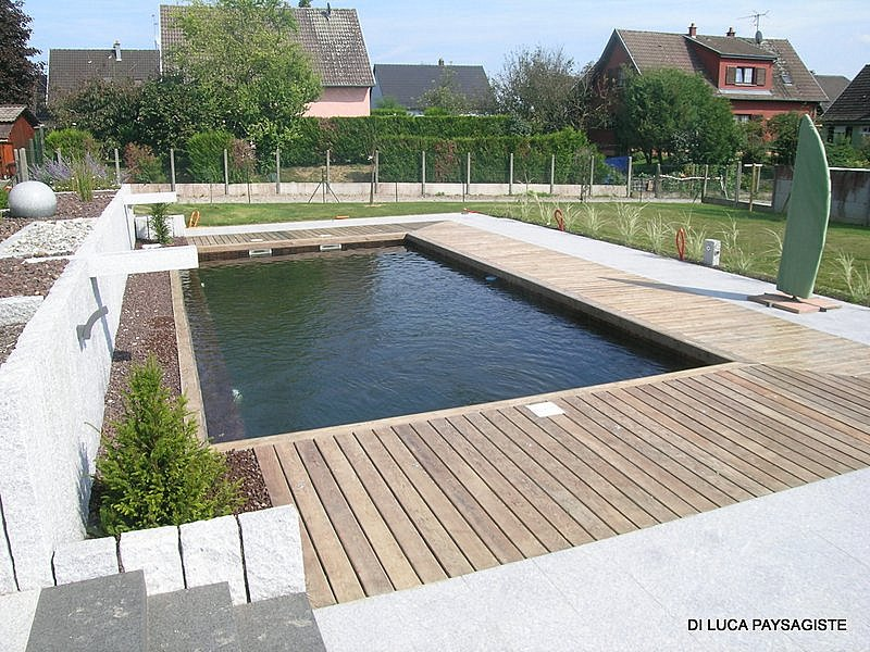 Plancher bois di luca paysagiste belfort am nagement - Terrassement bassin d arcachon tourcoing ...