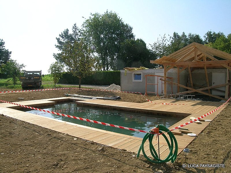 Piscine di luca paysagiste belfort am nagement ext rieur piscine naturelle bassin d - Terrassement bassin d arcachon tourcoing ...
