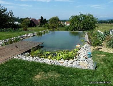 Enrob di luca paysagiste belfort am nagement ext rieur piscine naturelle bassin d - Terrassement bassin d arcachon tourcoing ...